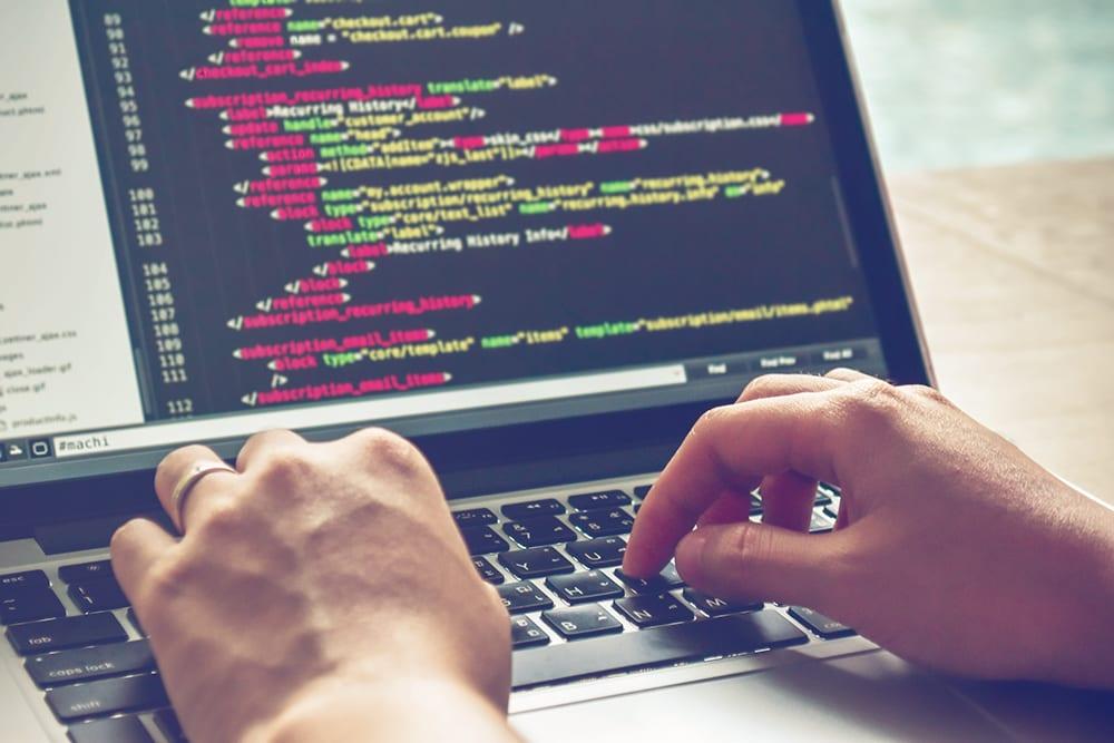 Programmering og udvikling af hjemmesider